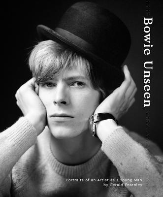 Bowie Unseen: Portraits of an Artist as a Young Man Cover Image