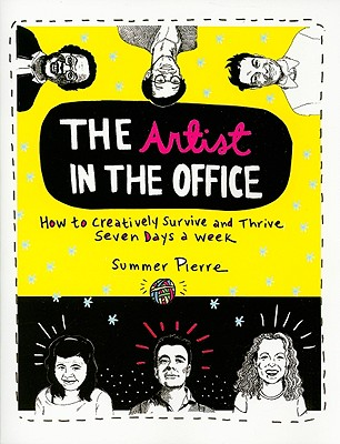 The Artist in the Office Cover