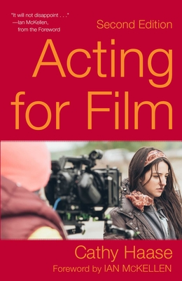 Acting for Film (Second Edition) Cover Image