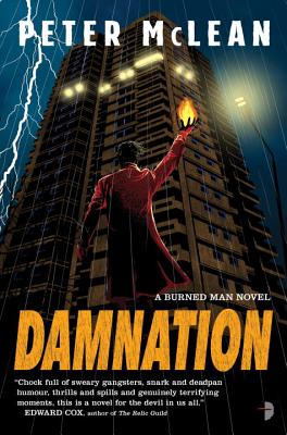 Damnation Cover Image
