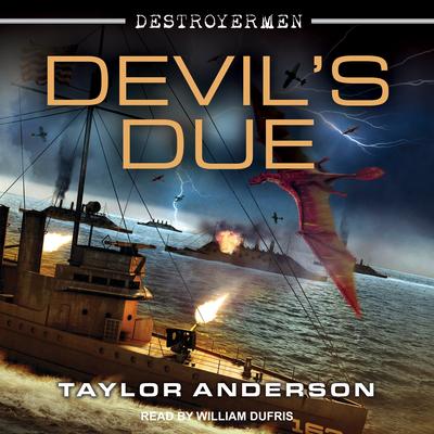 Devil's Due (Destroyermen #12) Cover Image