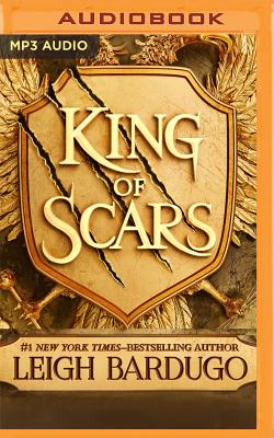King of Scars Cover Image