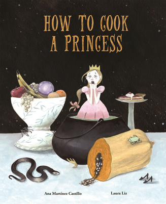 Cover for How to Cook a Princess (Nubeclassics)