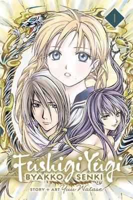 Fushigi Yûgi: Byakko Senki, Vol. 1 Cover Image