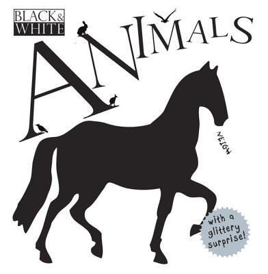 Black & White: Animals Cover Image