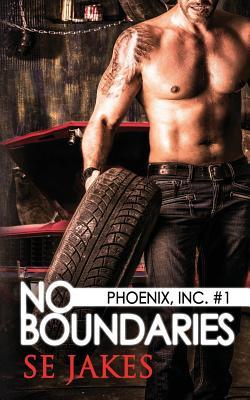 Cover for No Boundaries