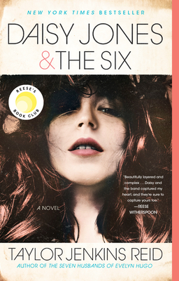 Daisy Jones & The Six: A Novel Cover Image