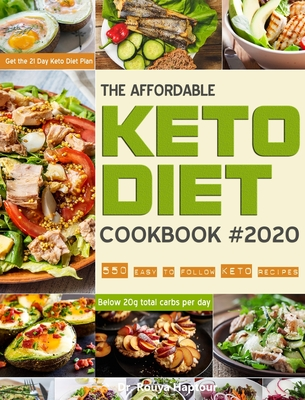 The Affordable Keto Diet Cookbook Cover Image