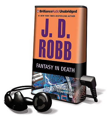 Fantasy in Death [With Headphones] (Playaway Adult Fiction) Cover Image