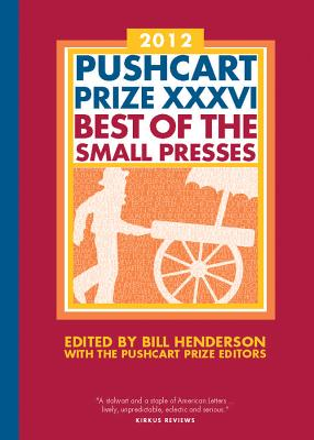 The Pushcart Prize XXXVI Cover