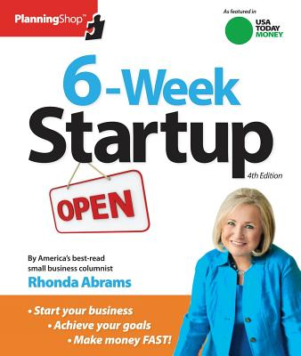 Cover for Six-Week Startup