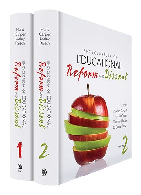 Cover for Encyclopedia of Educational Reform and Dissent, 2-Volume Set