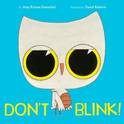 Cover for Don't Blink!