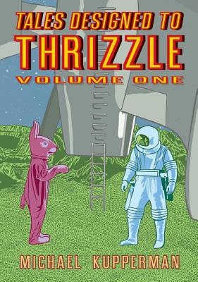 Cover for Tales Designed To Thrizzle Vol. 1