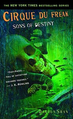 Cirque Du Freak: Sons of Destiny Cover Image