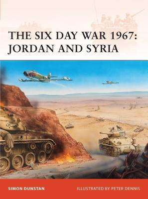 The Six Day War 1967: Jordan and Syria Cover Image