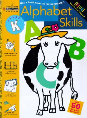 Alphabet Skills (Kindergarten) (Step Ahead) Cover Image