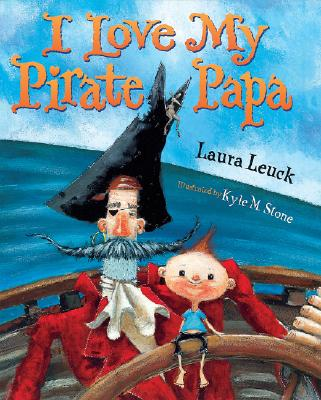 I Love My Pirate Papa Cover
