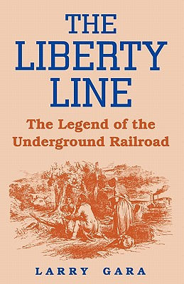 Cover for The Liberty Line