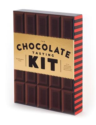 The Chocolate Tasting Kit Cover