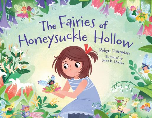 The Fairies of Honeysuckle Hollow Cover Image