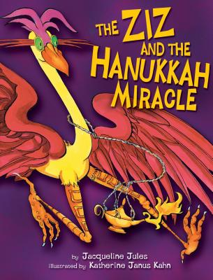 Ziz and the Hanukkah Miracle Cover Image