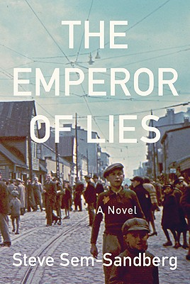 The Emperor of Lies Cover