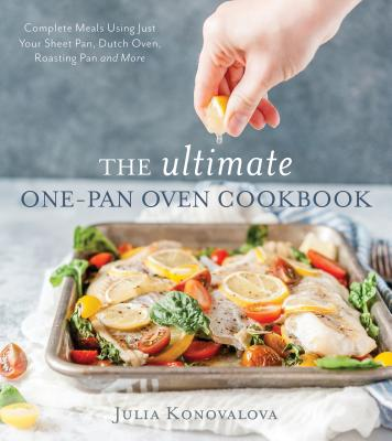 Cover for The Ultimate One-Pan Oven Cookbook