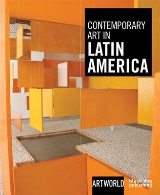 Contemporary Art in Latin America (Artworld) Cover Image