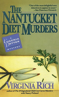 The Nantucket Diet Murders (Eugenia Potter Mysteries #3) Cover Image