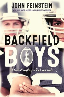 Backfield Boys: A Football Mystery in Black and White Cover Image