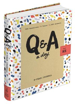 Q&A a Day for Me: A 3-Year Journal for Teens Cover Image