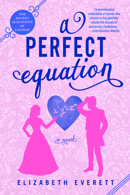 A Perfect Equation (The Secret Scientists of London #2) Cover Image