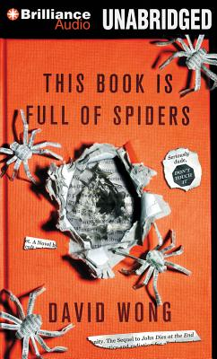 This Book Is Full of Spiders Cover