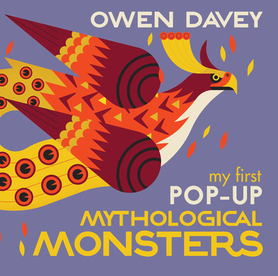 My First Pop-Up Mythological Monsters: 15 Incredible Pops-Ups Cover Image