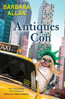 Antiques Con Cover