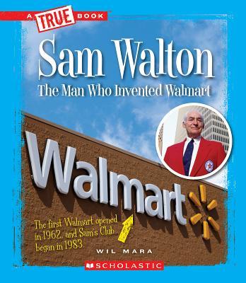 Cover for Sam Walton