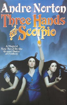 Three Hands for Scorpio Cover