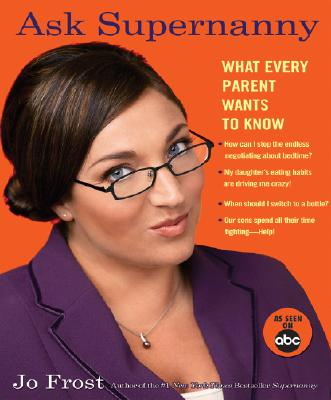 Ask Supernanny Cover