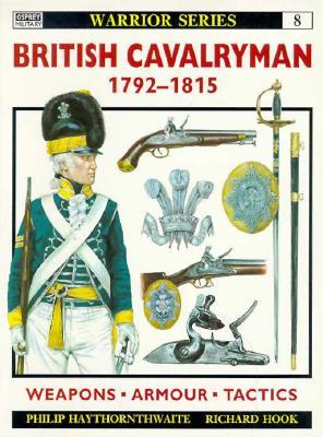 British Cavalryman 1792 1815 Cover
