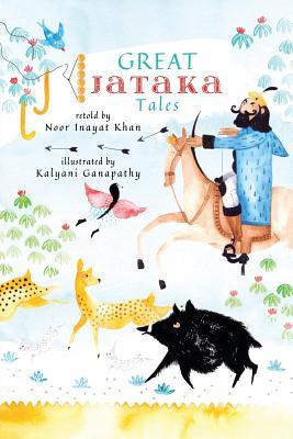Great Jataka Tales Cover Image
