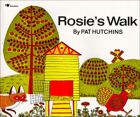 Rosie's Walk Cover Image