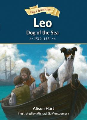 Leo, Dog of the Sea Cover