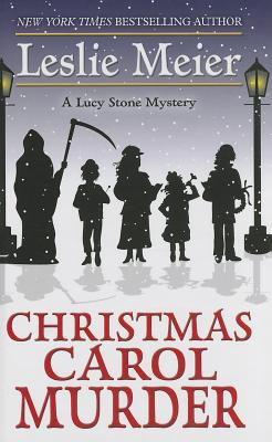 Christmas Carol Murder (Lucy Stone Mysteries) Cover Image