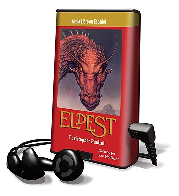 Eldest [With Earbuds] = Eldest (Inheritance Cycle (Audio)) Cover Image