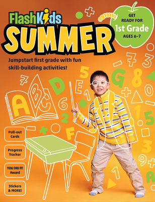 Cover for Flash Kids Summer