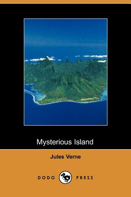 The Mysterious Island Cover Image
