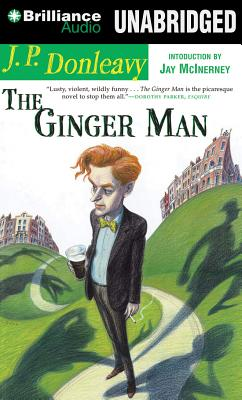 The Ginger Man Cover Image