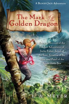 The Mark of the Golden Dragon Cover