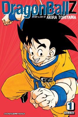 Dragon Ball Z, Vol. 01 (VIZBIG Edition) cover image